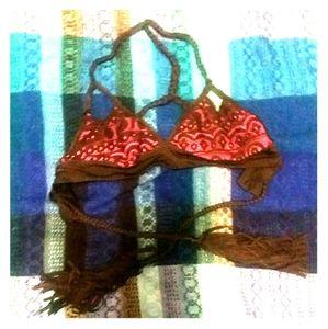 3/$25- Unique Handmade Bikini Top